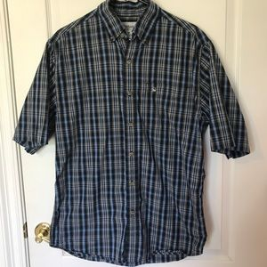 Carhartt Short Sleeve Button Down Shirt
